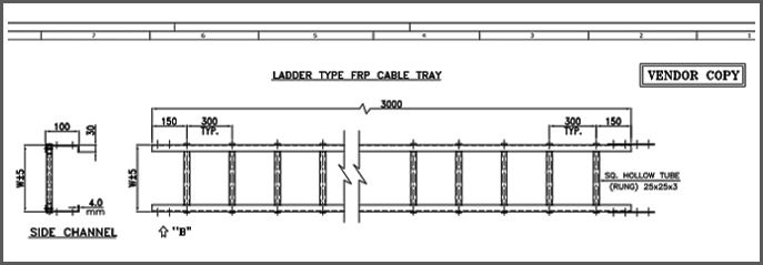 ladder-drawing-cable-tray